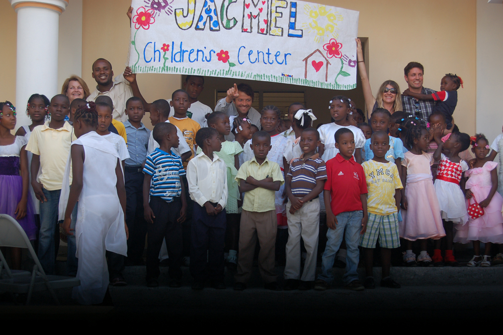Jacmel Children's Center by Rae Stevenson - Edited